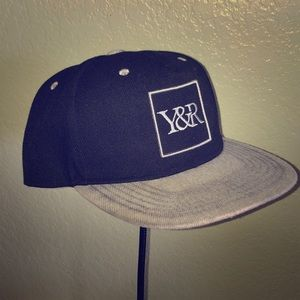 Y&R snapback cap